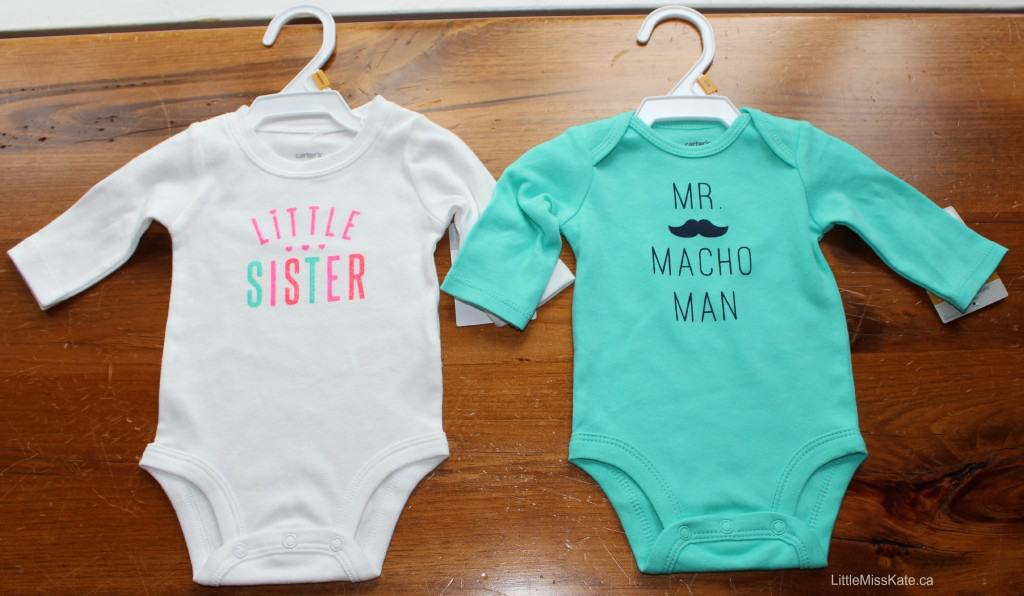 baby shower gift ideas clothing