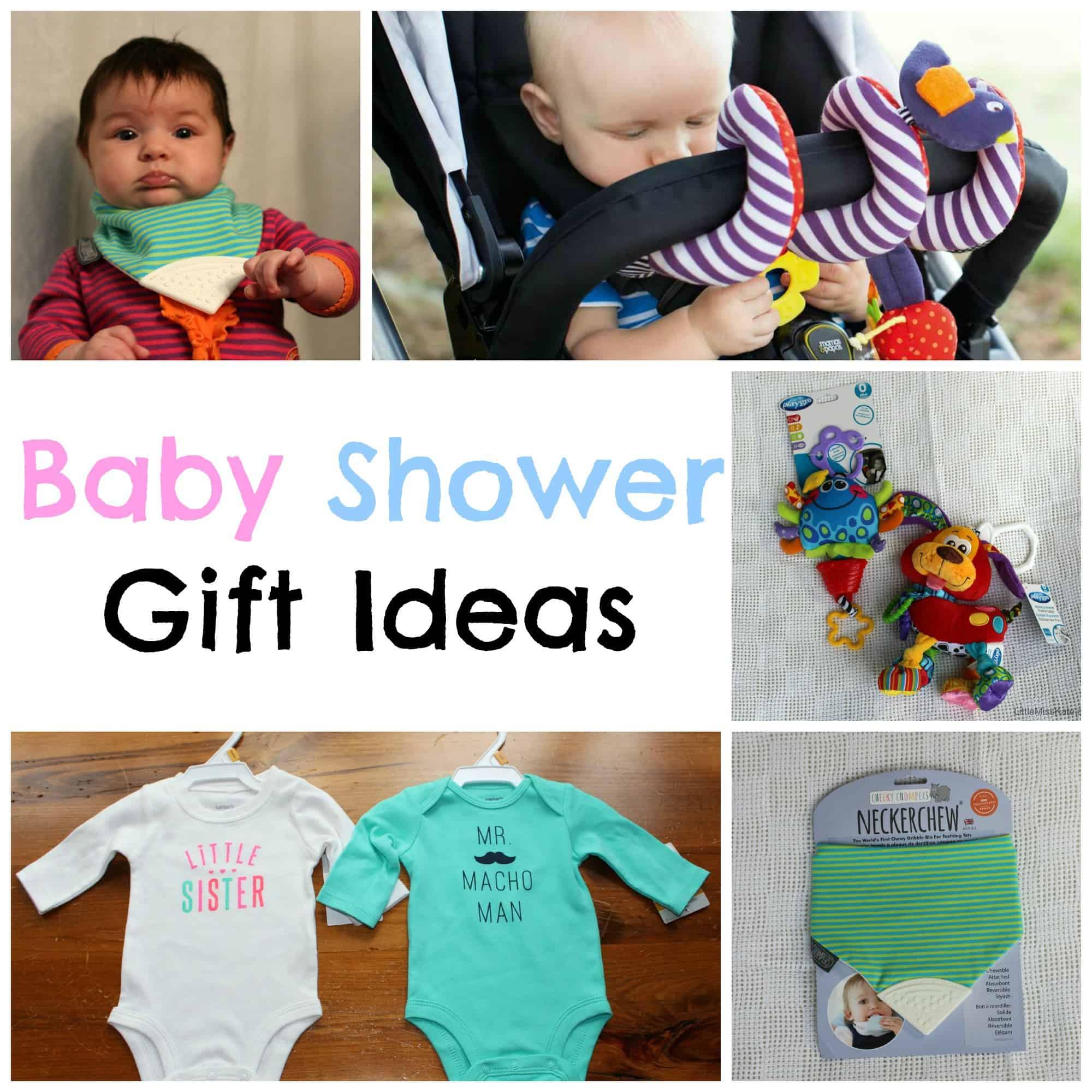 5 idées cadeaux pour le baby shower Little Miss Kate