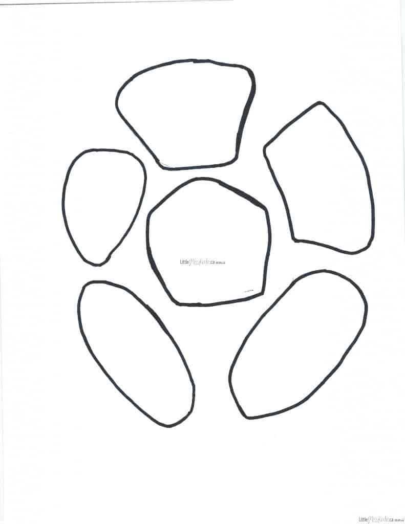 Ninja Turtle Shell Costume pattern
