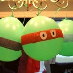 Teenage Mutant Ninja Turtles Party Decorations