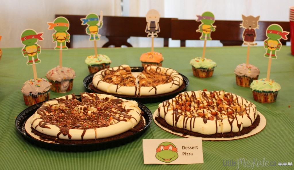teenage mutant ninja turtle party cake ideas