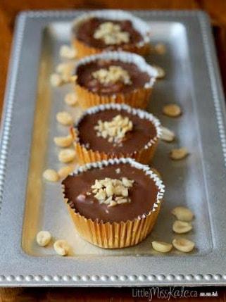 Chocolate Peanut Butter No Bake Cheesecake Recipe