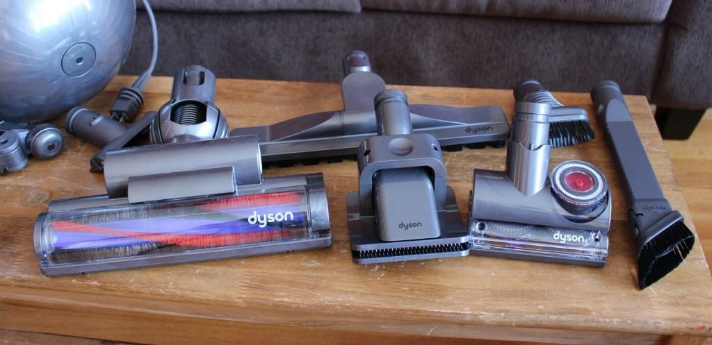Dyson Cinetic DC78 turbinehead Animal Vacuum head tools