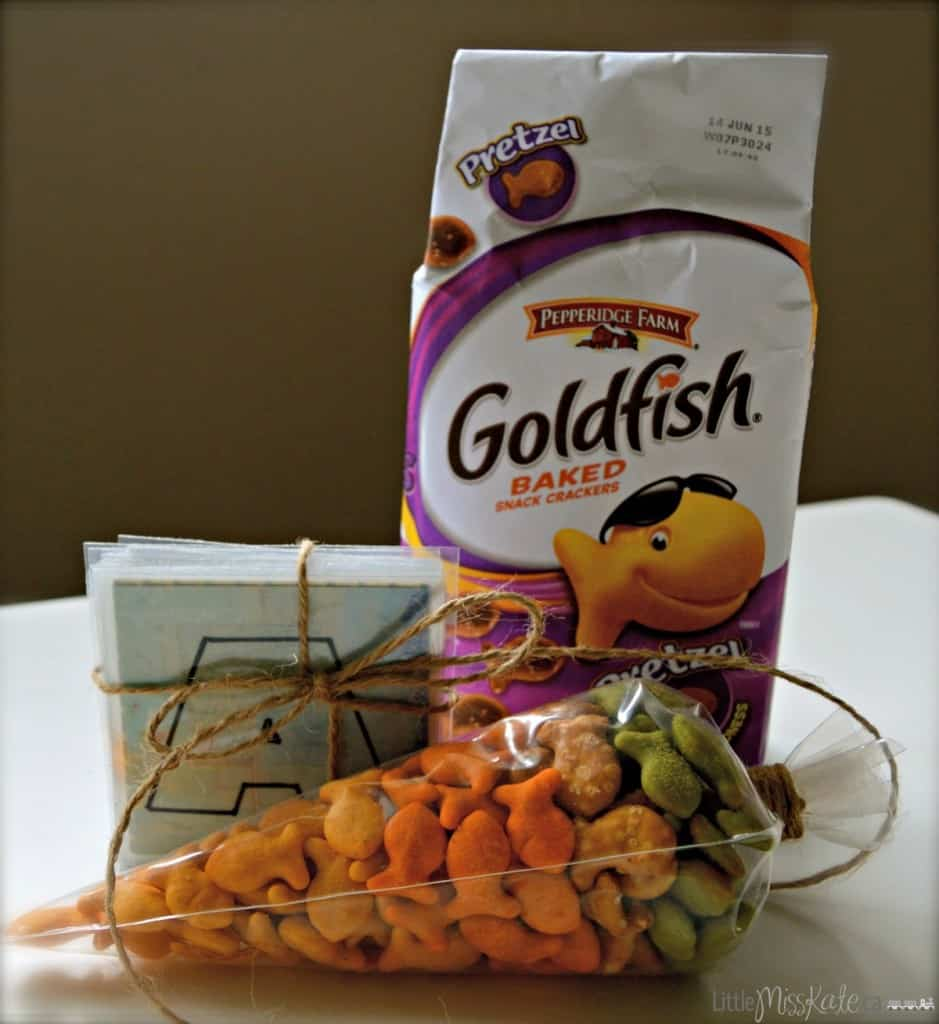Easter basket ideas no chocolate on them, instead creat carrots with goldfish chrackers