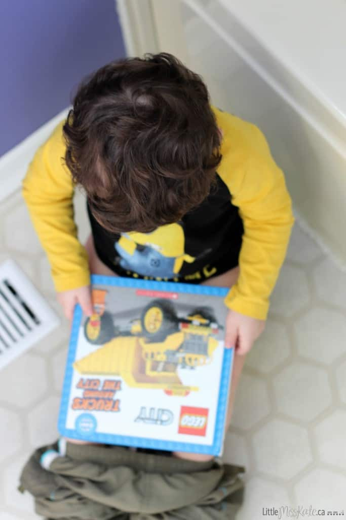 Reasons Boys Should Sit During Potty Training