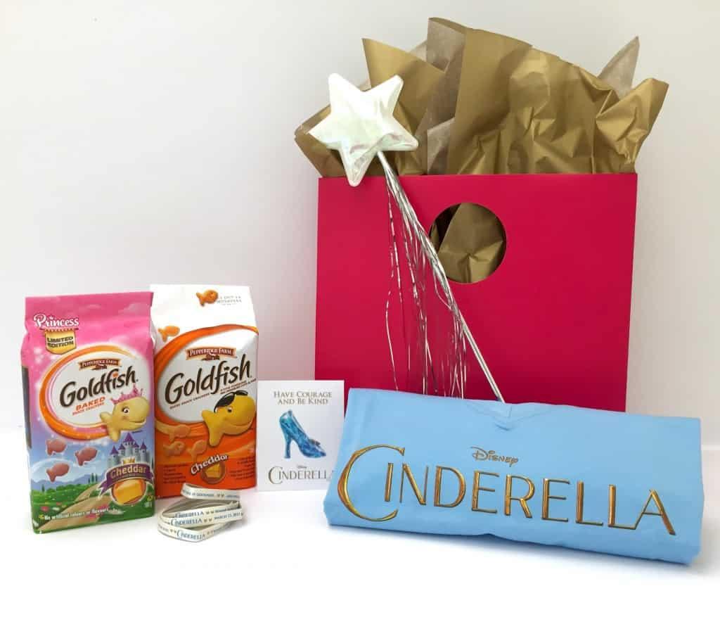 goldfish cracker giveaway