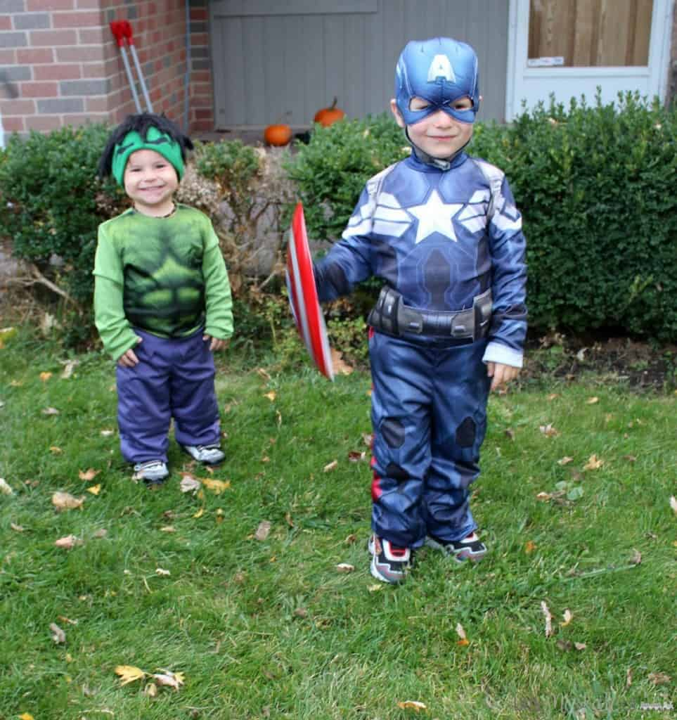 super hero halloween costume