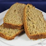 Healthy And Easy Zucchini Bread Recipe