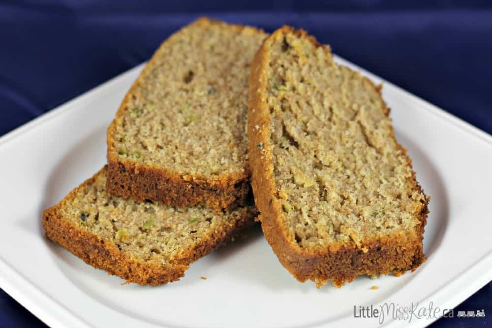Healthy And Easy Zucchini Bread Recipe