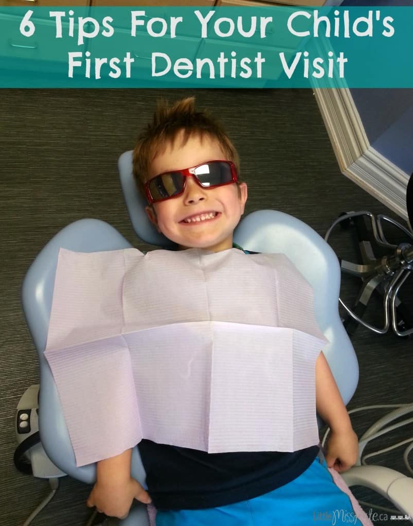 Tips to prepare your child for their first visit to the dentist