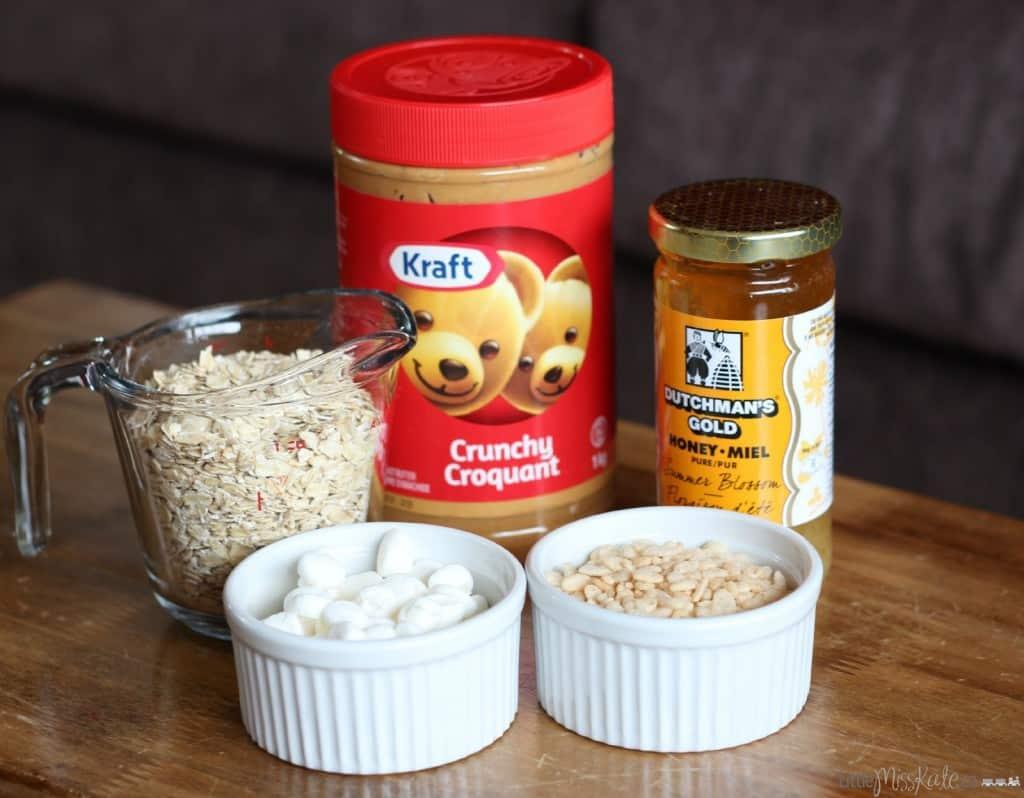 kraft peanut butter bite ingredients