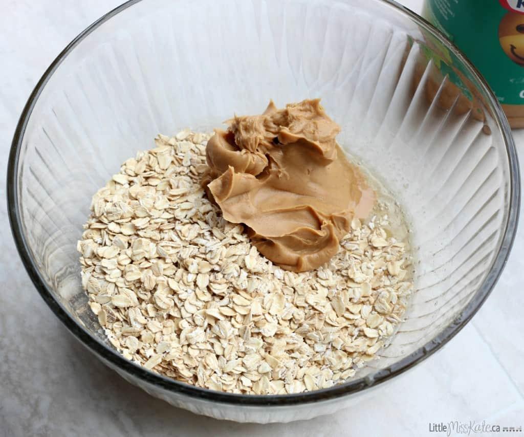 kraft peanut butter bite recipe
