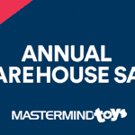 Mastermind Toys Warehouse Sale 2017 – All the details you need to know!