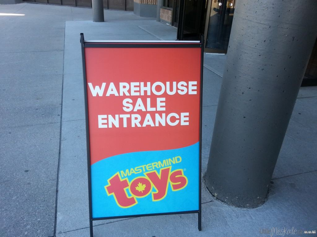 Mastermind Toys Warehouse Sale 2017 - All the details you need to ...