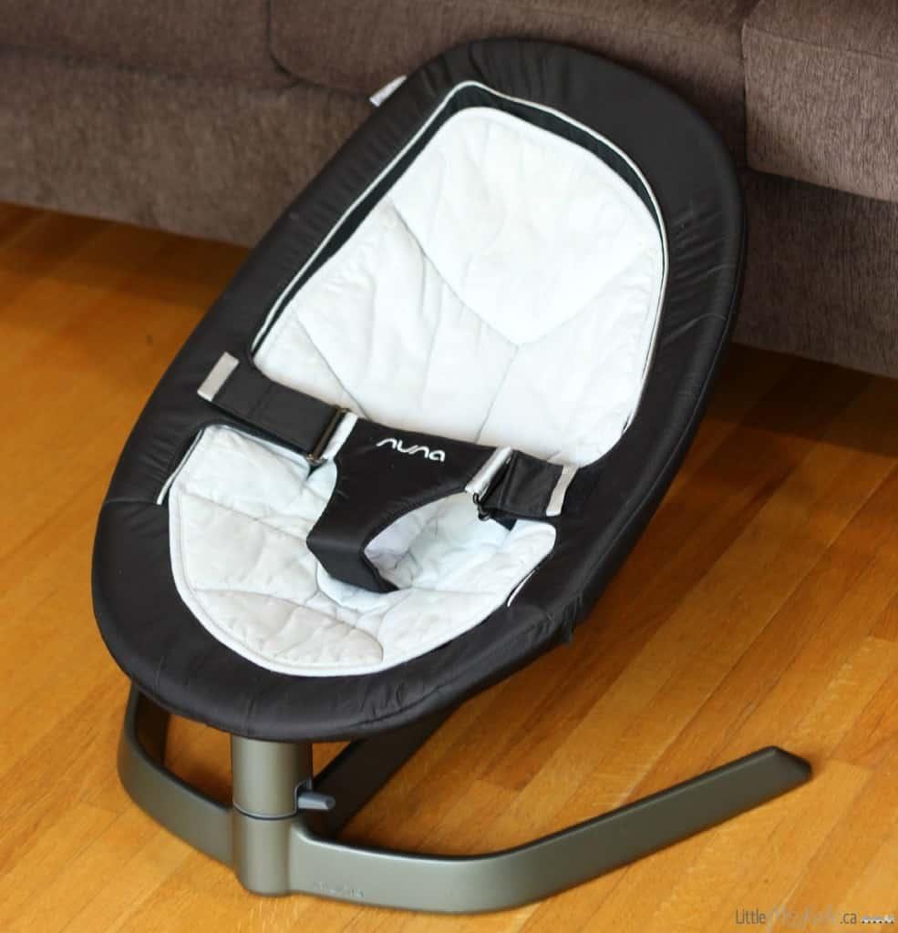 nuna leaf baby seat swing review