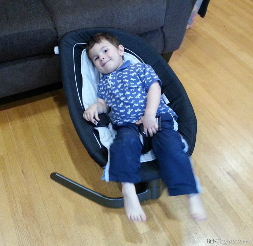 nuna leaf toddler chair