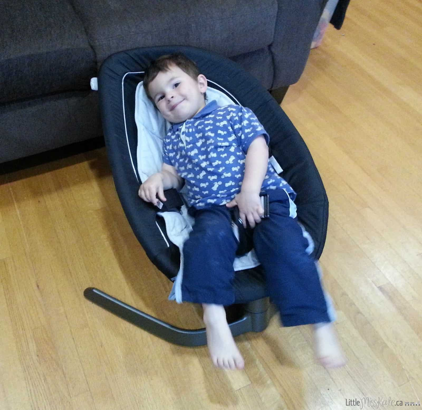 Baby Gear That Last Longer Then The Baby Stage Nuna Leaf Review