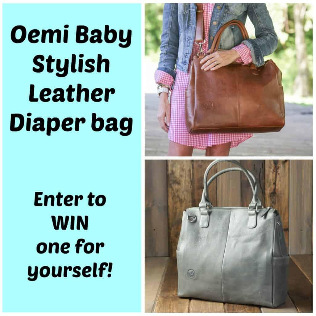 oemi baby diaper bag giveaway