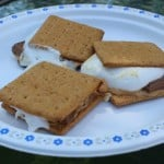 Making Smores Without A Campfire – Peanut Butter Smores Recipe