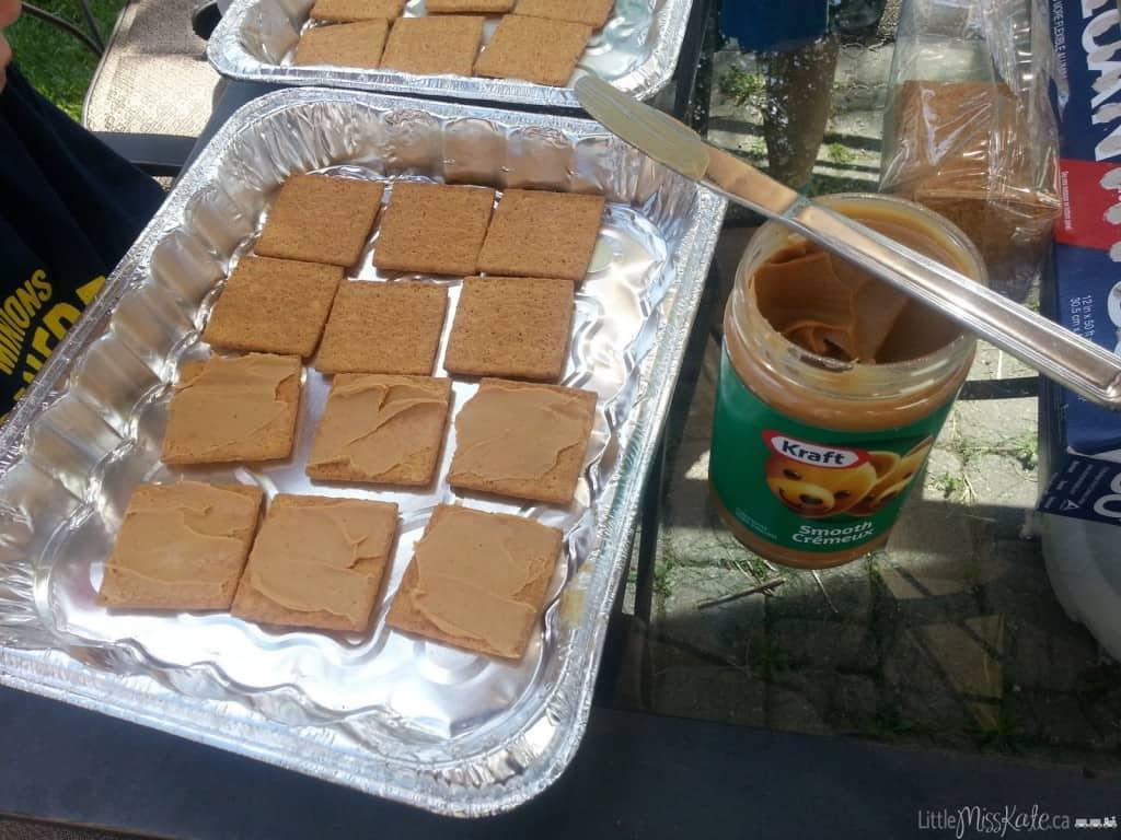 peanut butter smores recipe