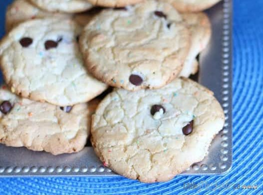 Easiest Chocolate Chip Cookies You Will Ever Make