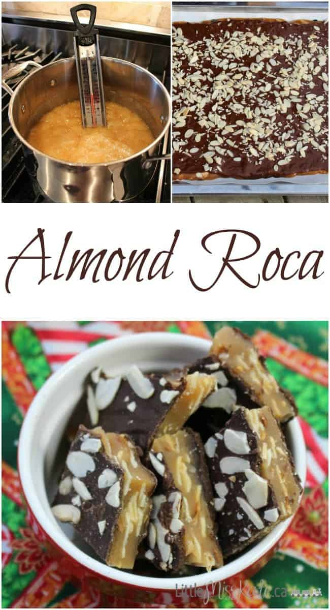The Best Almond Roca Recipe