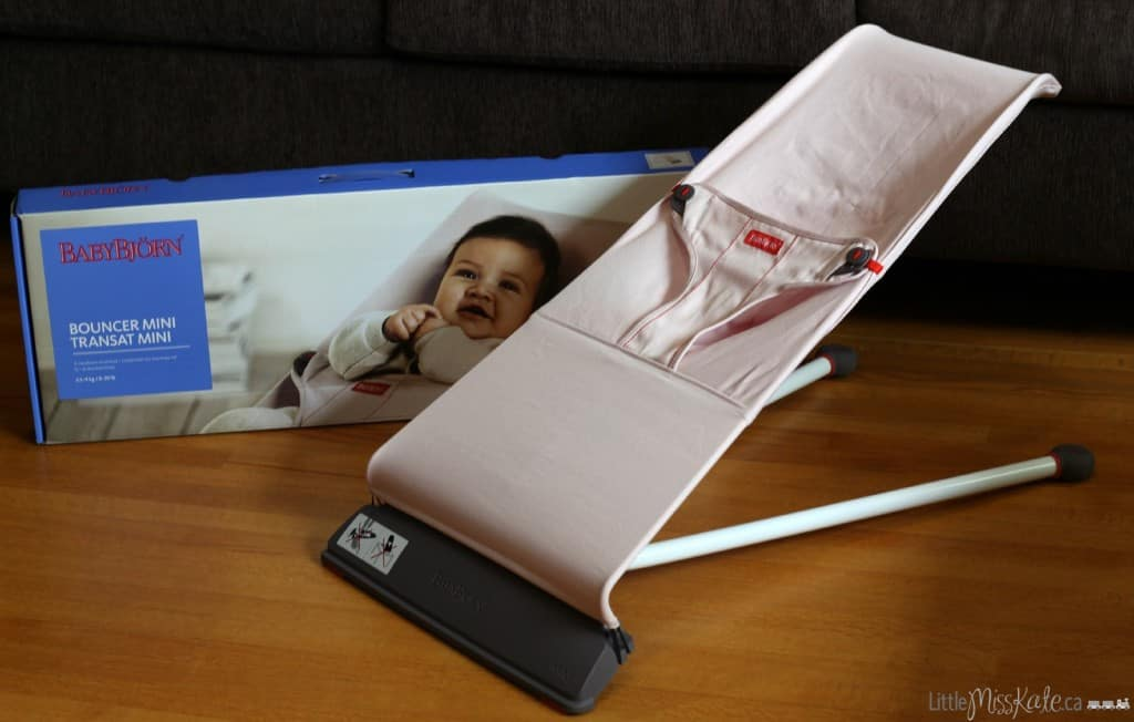 baby bjorn bouncer mini review compact bouncey chair