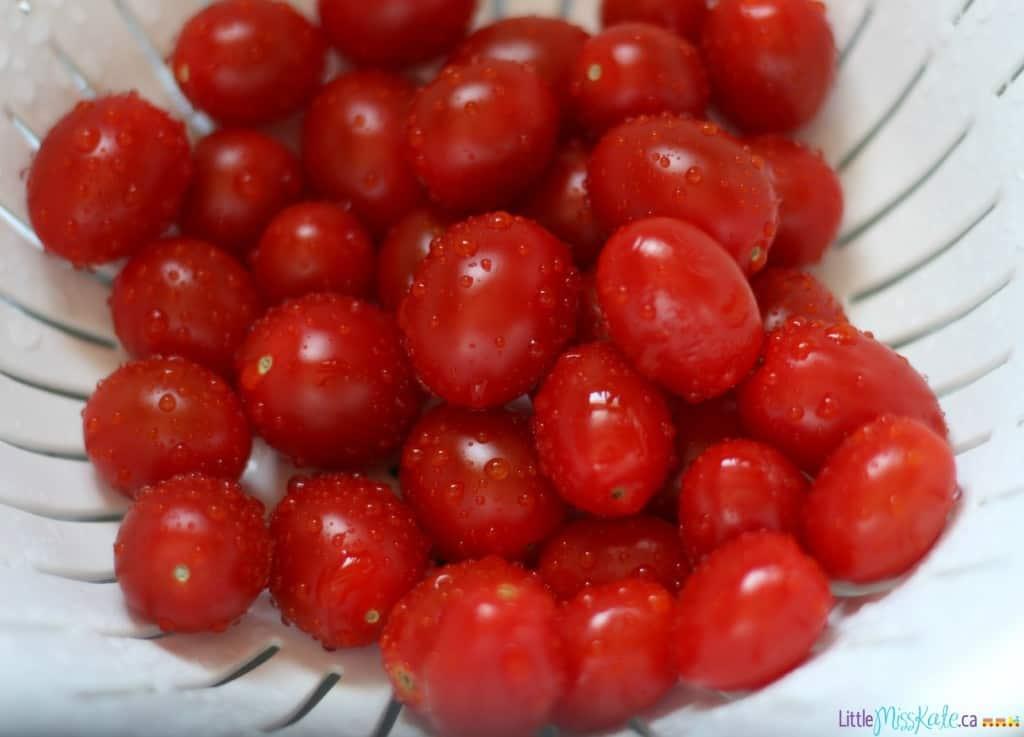 easy homemade salsa tomatos