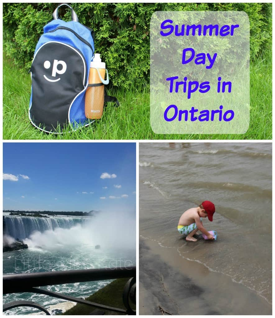 summer day trips in ontario ideas