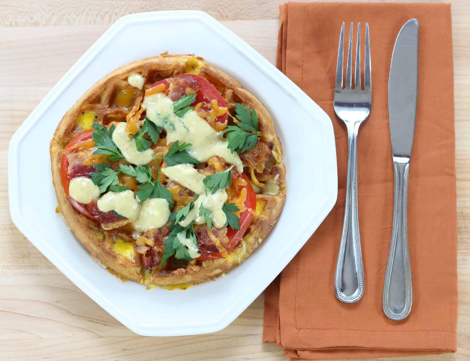 Great Canadian Breakfast Waffle Recipe