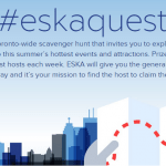 Toronto #EskaQuest Is Back – Time To Get Hunting!