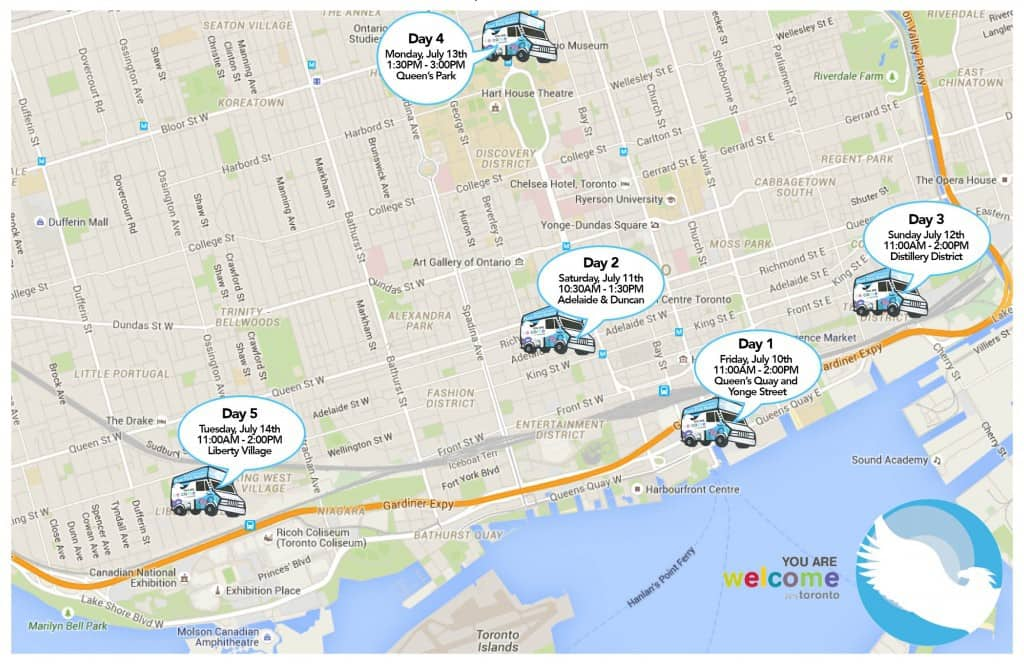 MNCFN - YouAreWelcome First nations Food Truck Map
