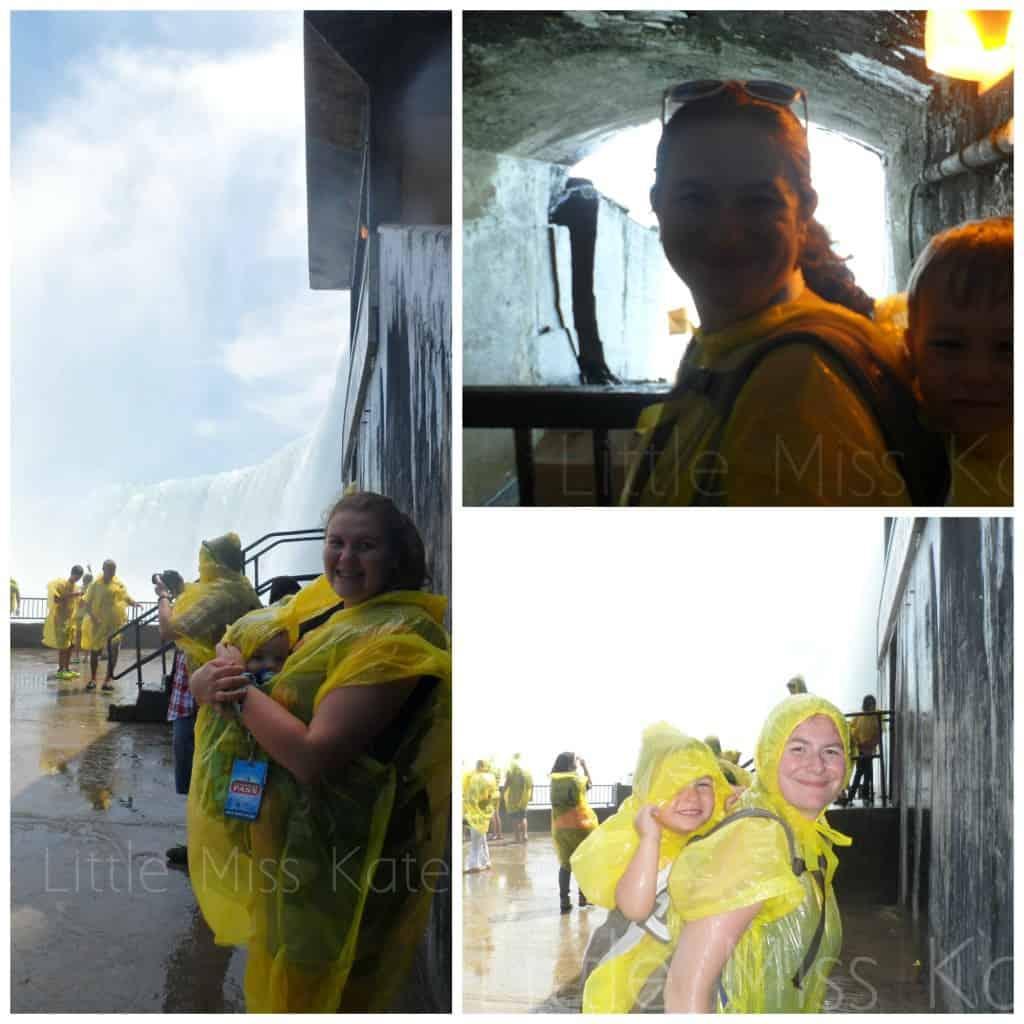 Niagara Falls Journey Behind the Falls