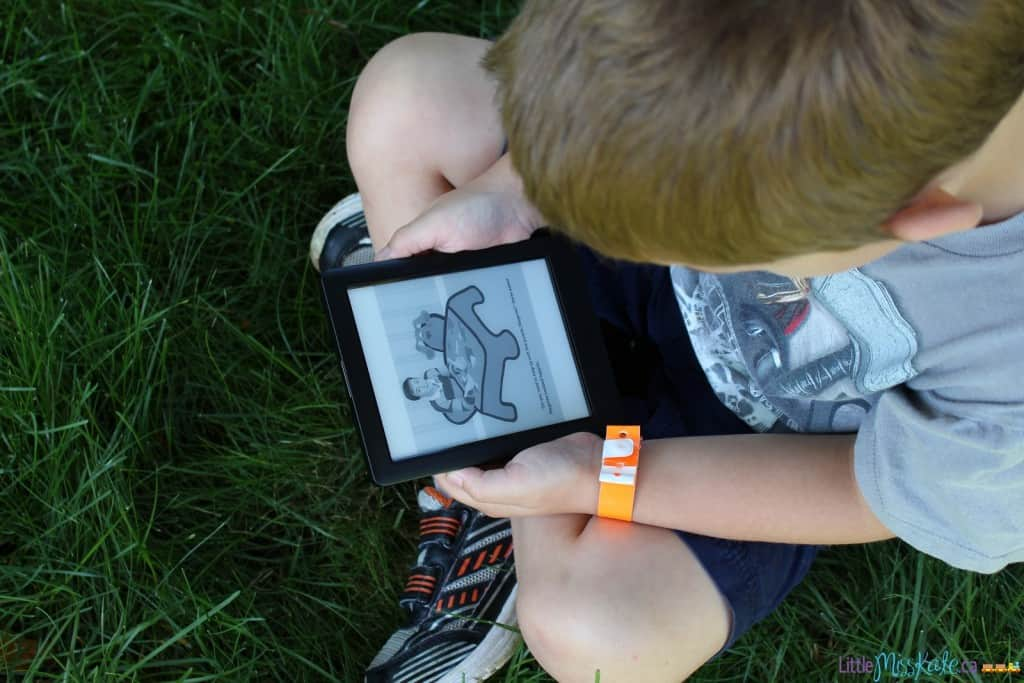 Summer reading fun with Kobo best books for kids
