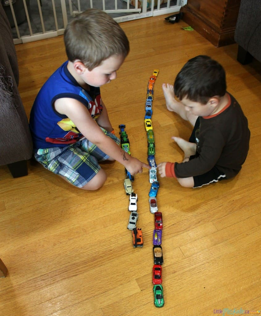 educational games with hot wheels toy cars for kids