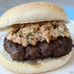 No Limits BBQ Bacon Burger Topper Recipe #BetterBurger