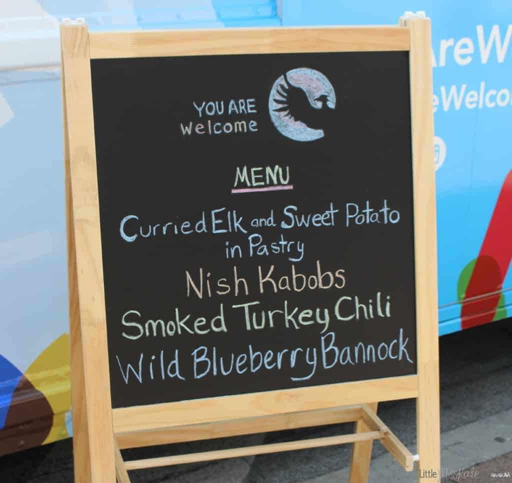 youarewelcome first nations food truck toronto pan am games