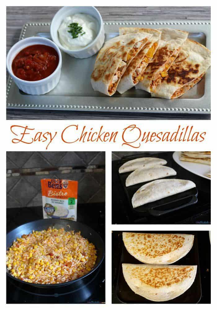easy-weeknight-dinner-recipe-leftover-chicken-quasadillas