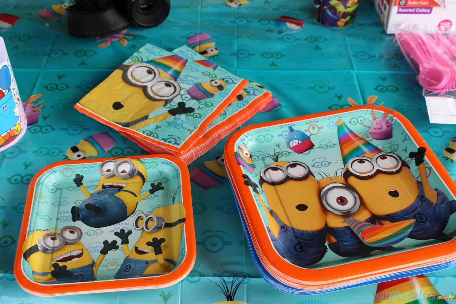 Minions Birthday Party Ideas Decorations