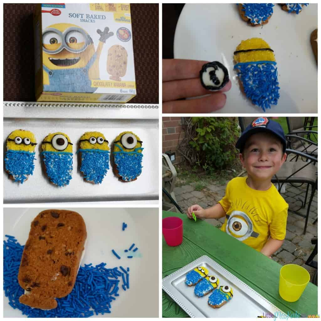 minions birthday party idea food minion cookies