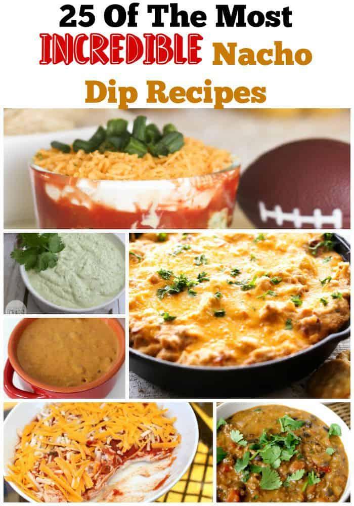 Nacho Dip Recipes