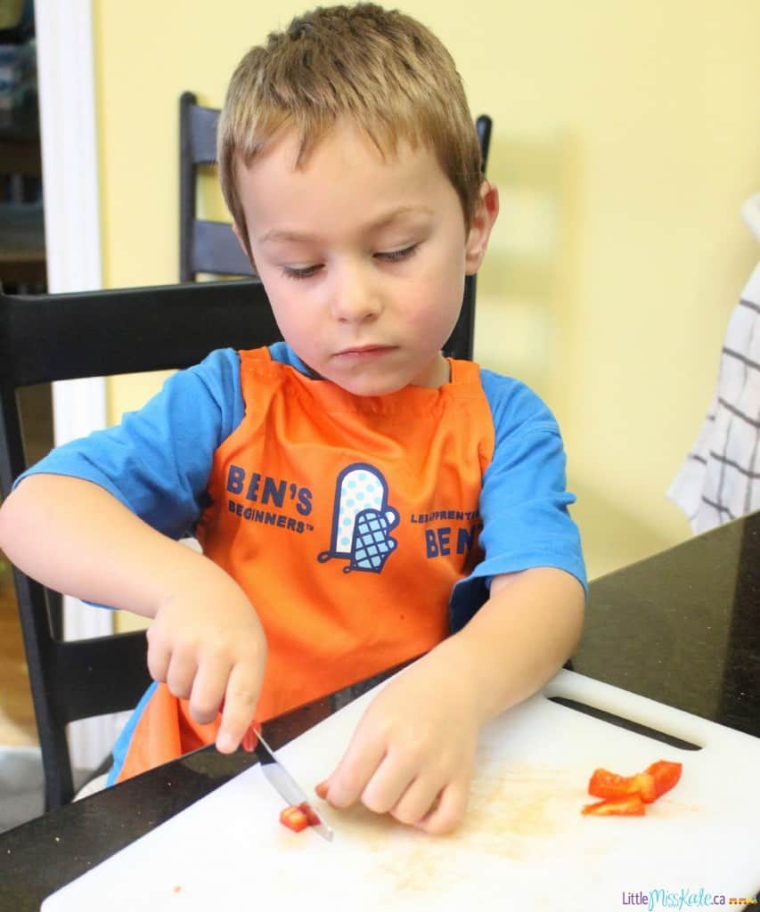 get kids cooking in the kitchen uncle bens begginers recipes