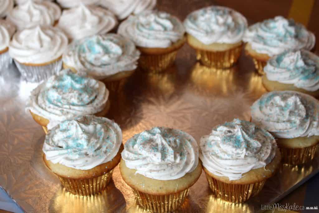 Bridal shower cake idea engagement ring cake idea via LittleMissKate.ca