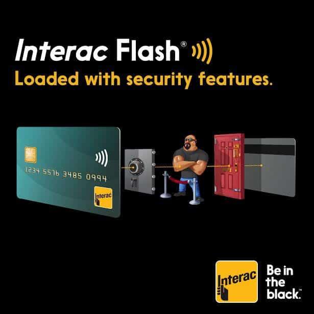 Interac Flash Security Image B
