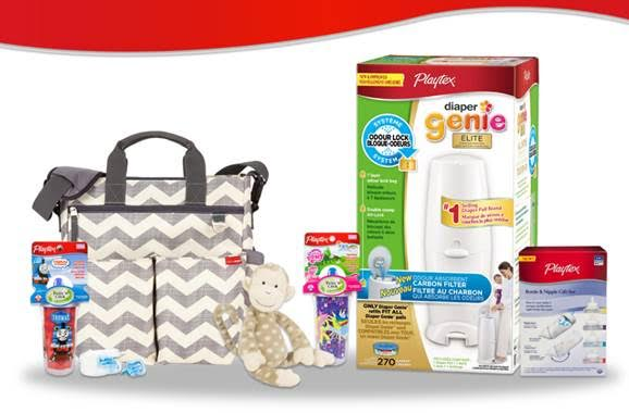 Playtex Baby Prize Pack Giveaway