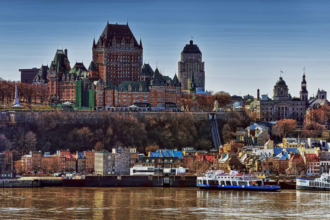 quebec city canada vacation
