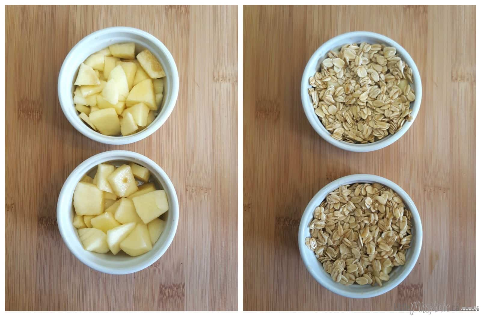 easy maple apple crisp recipe
