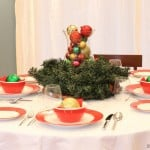 A Table Fit For Dinner With Santa