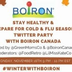 5 Tips To Help You Get Back On Your Feet When You Have A Cold #WinterWithBoiron