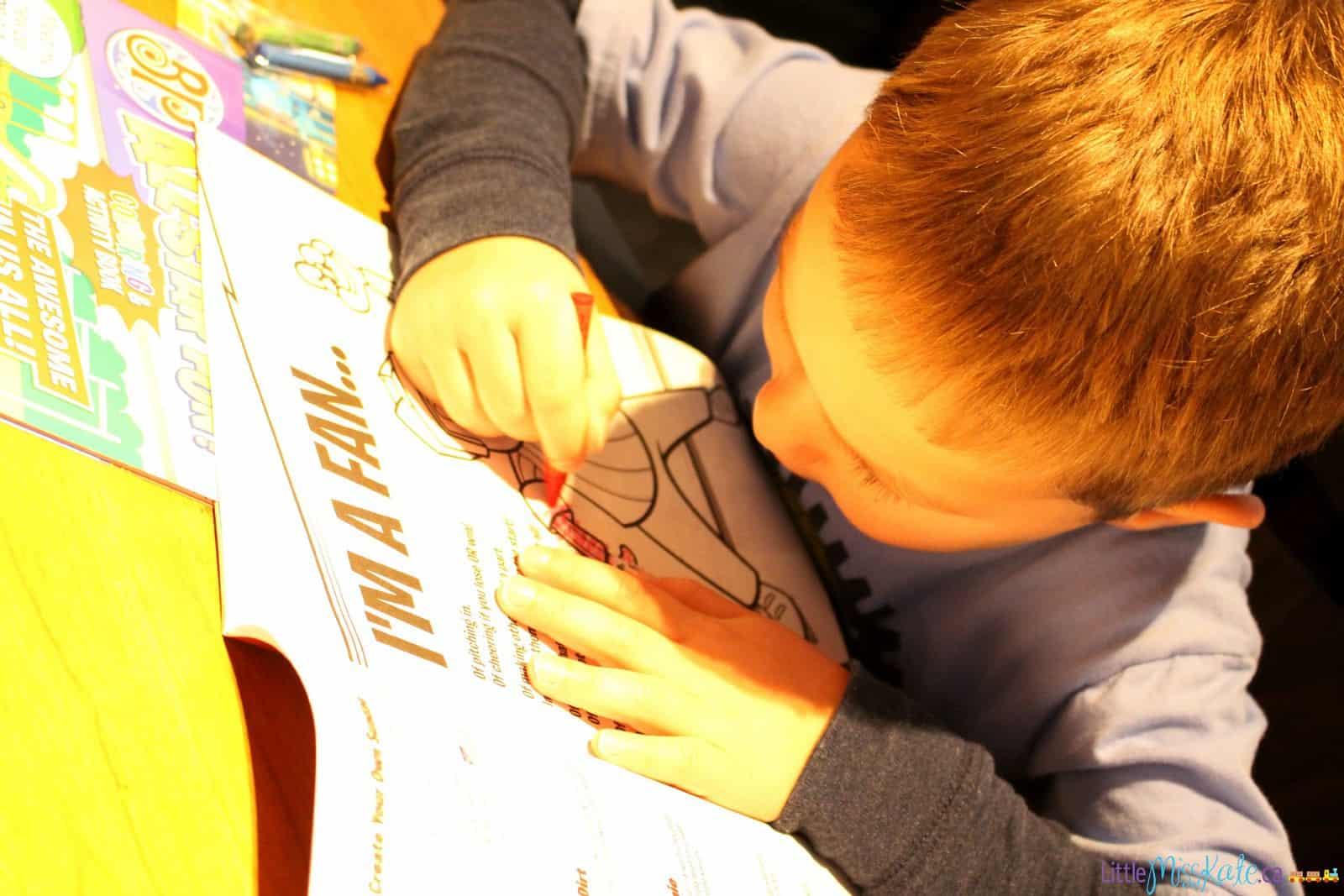 americana waterpark resort boston pizza niagara falls review kids activities